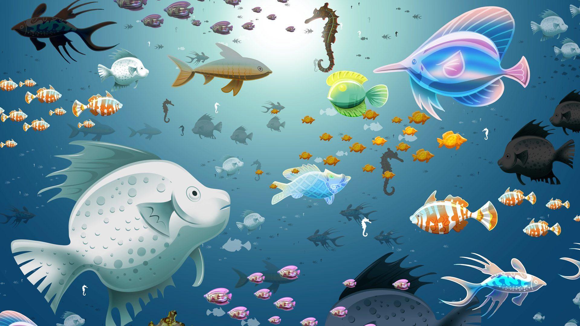 peces infantiles x