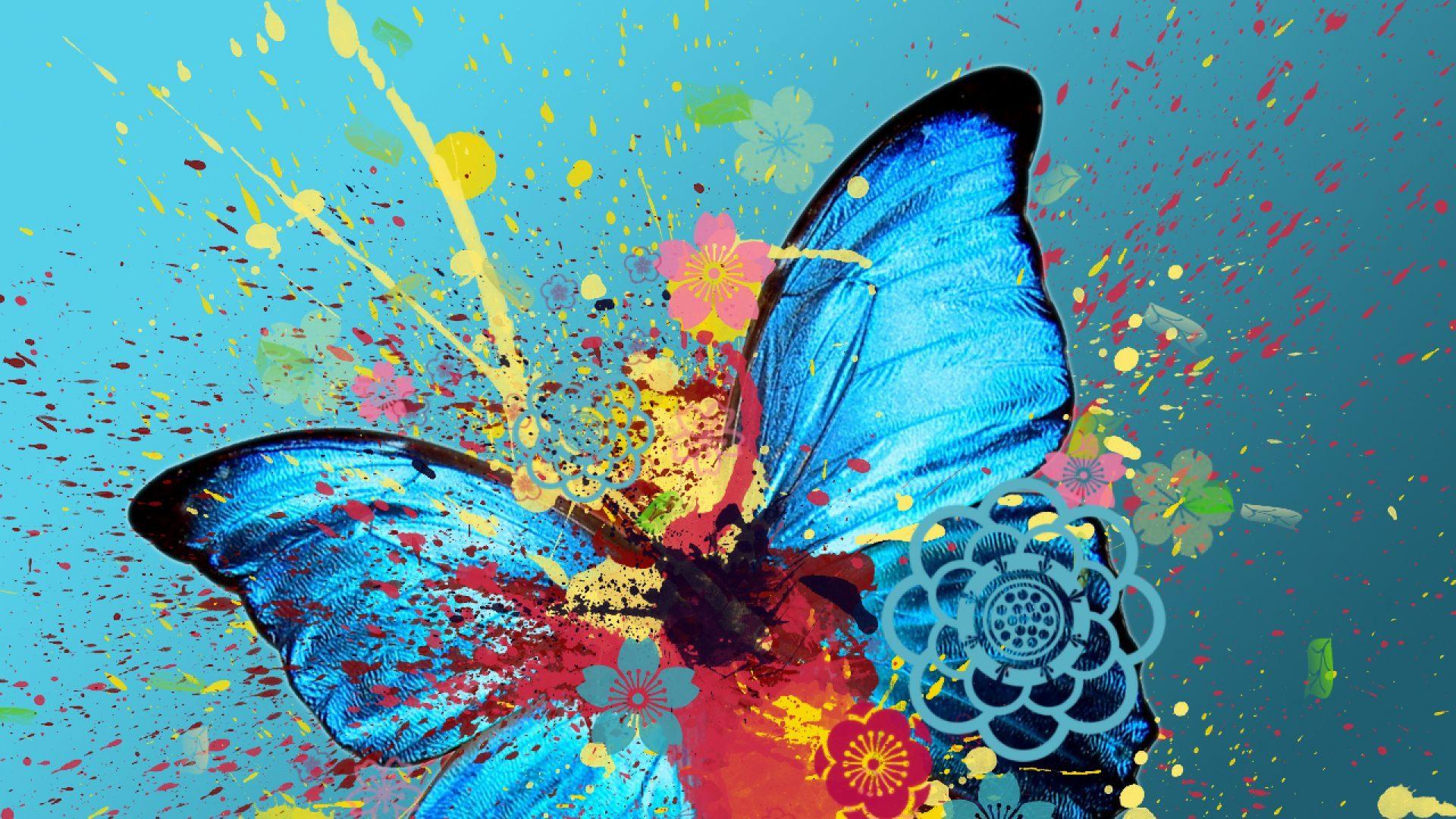 Wallpaper De Una Mariposa